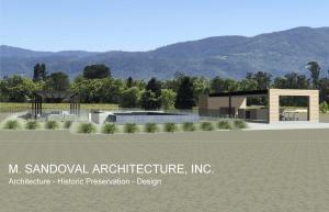 modern house -  infinity pool pavilion pic4 - 01-31-20